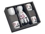 Sakeset Japanse Bloemen | Sushitotaal.nl | De Sushi webshop