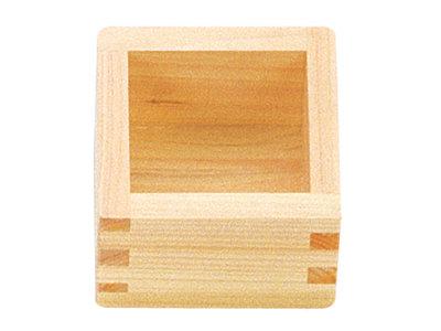Sakecup hout