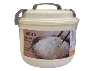 Remo Rijstkoker Magnetron 1.5 Liter
