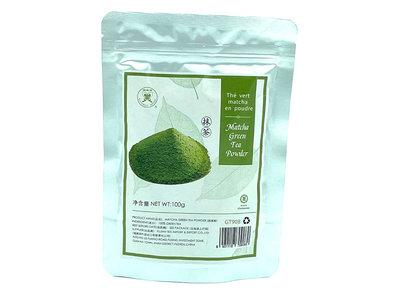 Matcha groene thee 100 gram