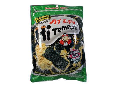Taokaenoi Tempura zeewier snack