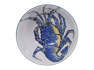 Rijstkom 250ml Lobster Blue
