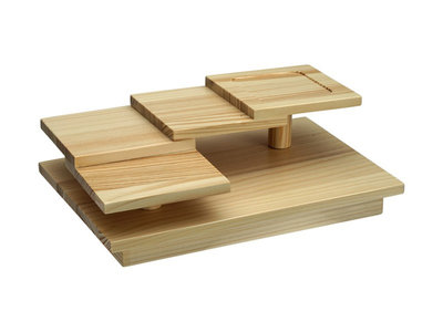 Serveerplank (Geta) Display square