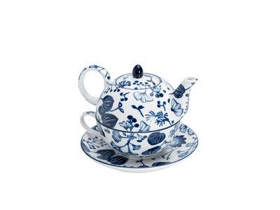 Japans theeservies Tea for One - Flora Japonica - Tokyo Design Studio