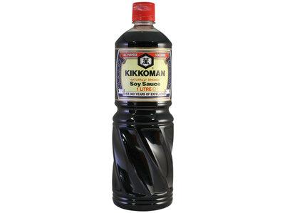 Kikkoman sojasaus 1 liter