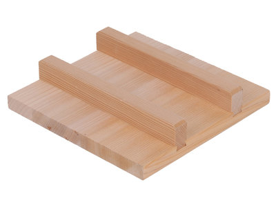 Tamago - Houten pers voor tamagopan 18x18
