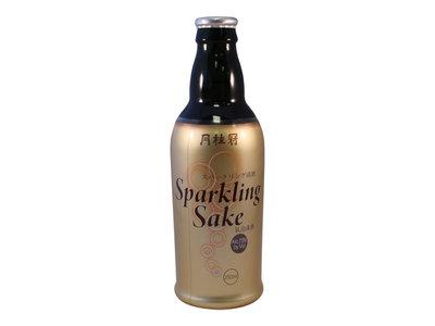 Gekkeikan sparkling sake