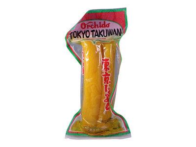 Ingelegde Japanse Radijs (Takuwan) 255 gram
