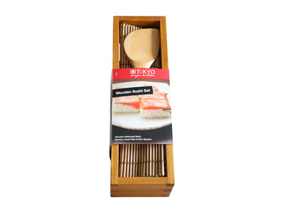 Oshi sushi maker set