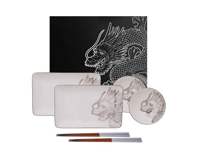 Sushiset - Limited Edition Dragon Platinum