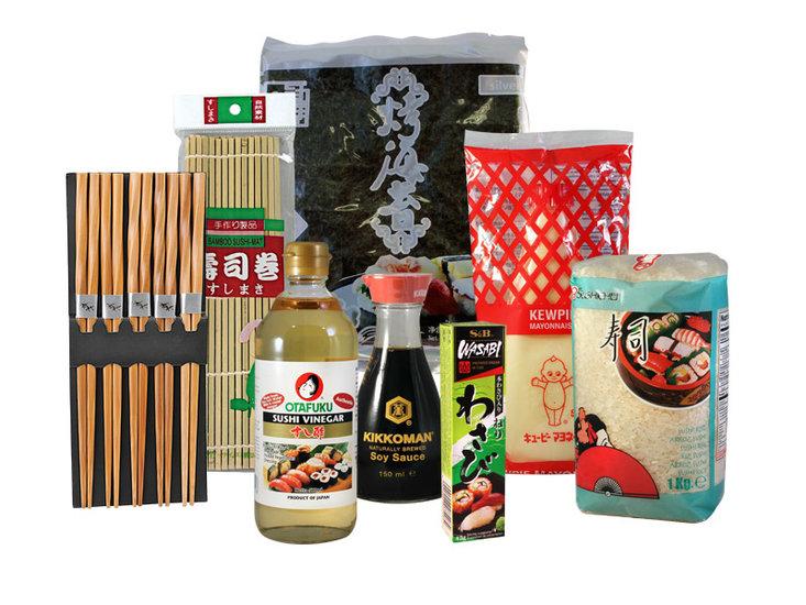 Sushipakket B - Extra | Sushitotaal.nl | De Sushi webshop