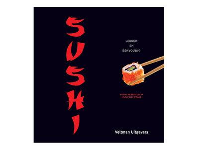 Boek Sushi - lekker en eenvoudig