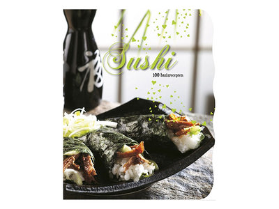 Boek Sushi 100 basisrecepten | Sushitotaal.nl | De Sushi webshop