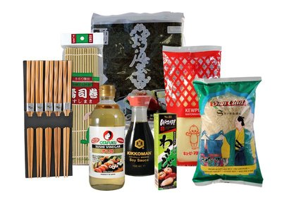 Sushipakket B - Extra   Sushitotaal.nl   De Sushi webshop