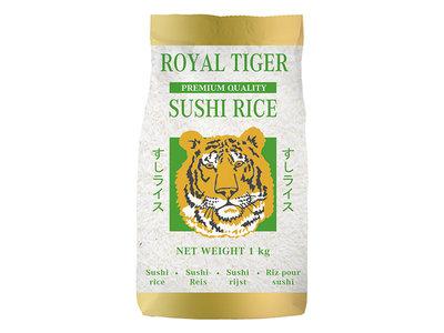 Royal Tiger sushirijst | Sushitotaal.nl | De Sushi webshop