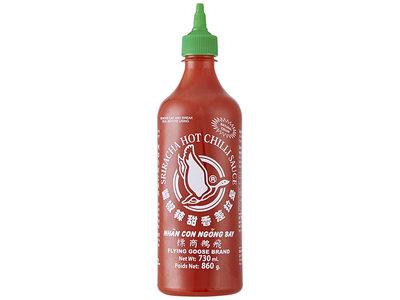 Flying Goose Sriracha 730ML   Sushitotaal.nl   De Sushi webshop