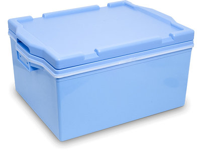 Sushi Thermobox Blauw 20L | Sushitotaal.nl | De Sushi webshop