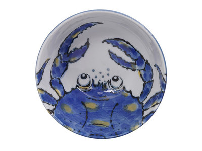 Rijstkom 250ml Crab Blue | Sushitotaal.nl | De Sushi webshop