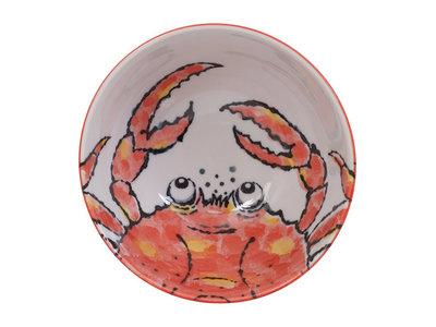Rijstkom 250ml Crab Red   Sushitotaal.nl   De Sushi webshop