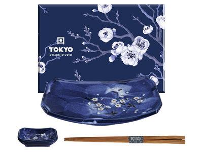 Sushiset Blue Sakura   Sushitotaal.nl   De Sushi webshop