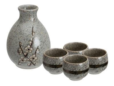 Sakeset Soshun Grey | Sushitotaal.nl | De Sushi webshop
