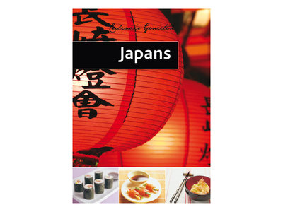 Culinair genieten Japans - 9789054265603 - Sushitotaal.nl