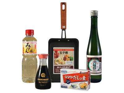 Sushi pakket F - Tamago (Japanse omelet)