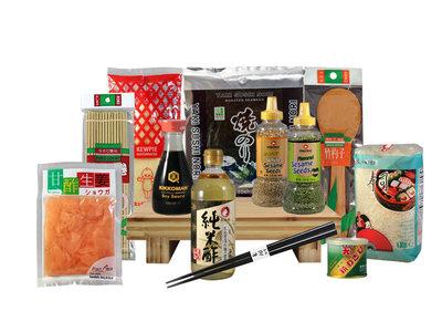 Sushi pakket C - Sushi Deluxe