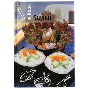 Boek Ik Kook Sushi