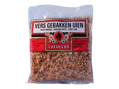 Vers gebakken uitjes - Sushitotaal.nl