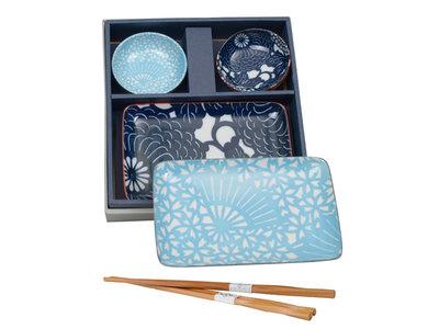Sushiset - Shiki Blue
