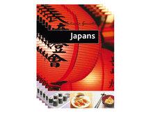 Culinair genieten Japans Set van 5 - 9789054265603 - Sushitotaal.nl